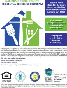 cook county residential resilience program